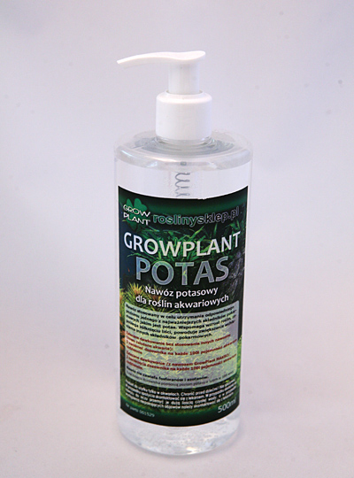 - GROWPLANT POTAS 500ml